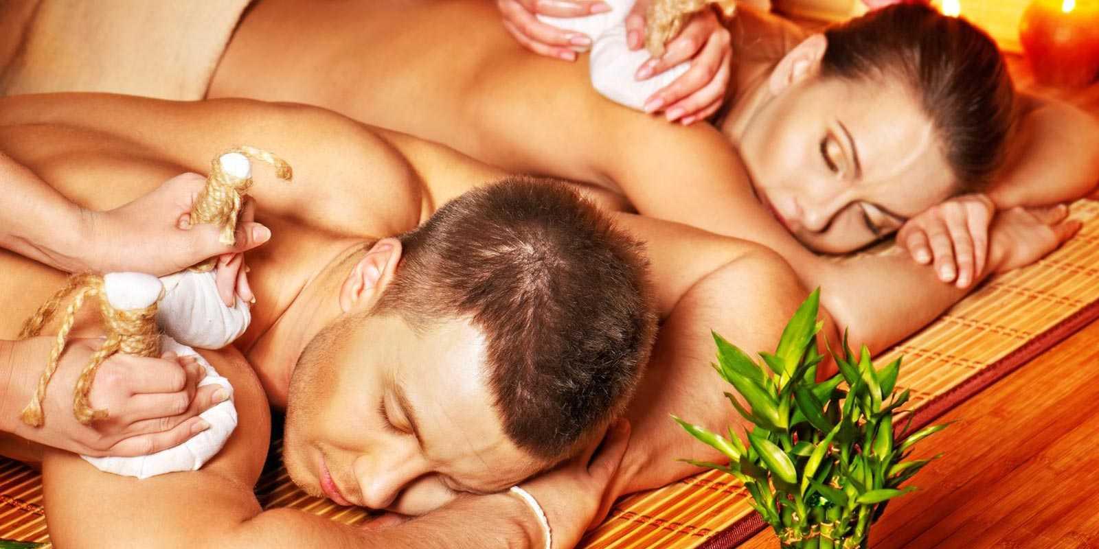 Для пар - Модель эротического массажа салона ROYAL