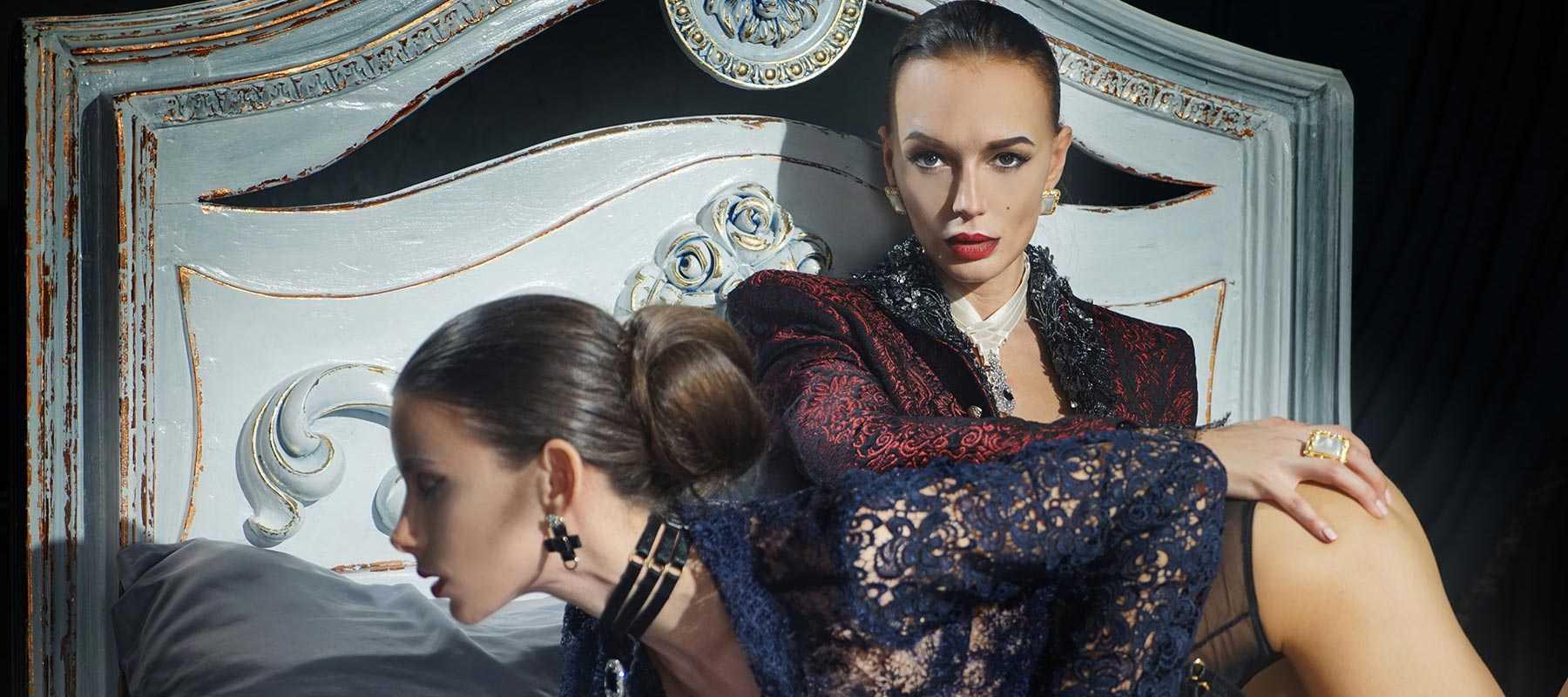 VIP – персона - Модель эротического массажа салона ROYAL